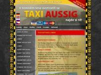 Taxi Aussig