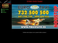 Libor Dvořák – EURO TAXI Třebíč