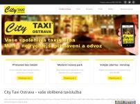 City - TAXI OSTRAVA