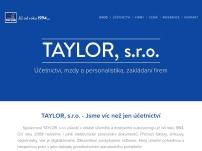 TAYLOR, s.r.o.