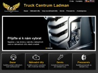 TRUCK CENTRUM LADMAN s. r. o. - výkup, prodej nákladních vozidel, náhradní díly