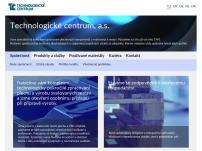 Technologické centrum a. s.