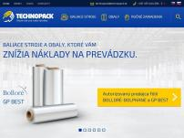 Technopack - Slovakia, s.r.o. - baliaca technika