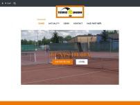 TENIS DUDA – tenisové kurty Horní Měcholupy