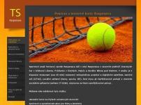 Penzion a tenisové kurty Raspenava