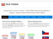 Tepelná izolace staveb TK®-THERM