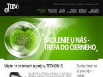 Lívia Tomovičová - TERNO 816 Vzdelávanie elektrotechnikov