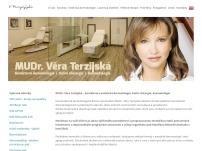 Estetická dermatologie – MUDr.Terzijská Věra, klinika Veramedica
