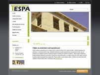 TESPA s.r.o. – stavby, lešení, tesařství