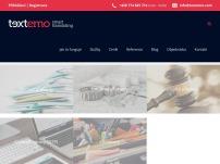 Textemo - smart translating