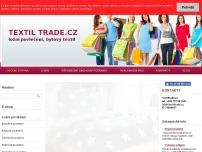 Textiltrade.cz – ložní povlečení, bytový textil