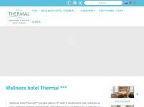 Hotel Thermal*** Štúrovo