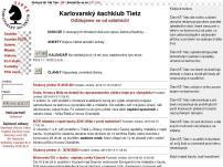 Karlovarský šachklub Tietz