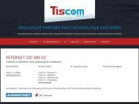 TISCOM s. r. o. – prodej, instalace, servis telekomunikačních, optických a datových sítí