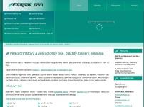 Eurograv print
