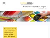 Tiskárna Decibel production