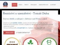 Řeznictví uzenářství Tomáš Duba