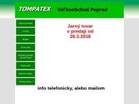 Vladimír Kušnirák- TOMPATEX