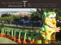 Řezbářství, roubené stavby – Tomáš Indra