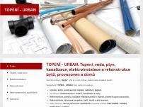Topení Urban