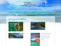 Cestovní agentura Top Tour