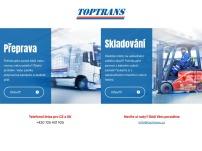 TOPTRANS EU, a.s., organizační složka