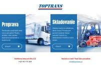 TOPTRANS EU, a.s.