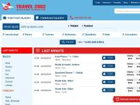 Travel 2002 s.r.o. – letecké pobytové zájezdy Řecko a Turecko