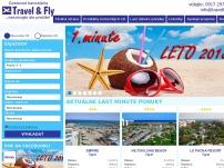 Cestovná kancelária Travel & Fly, s. r. o.