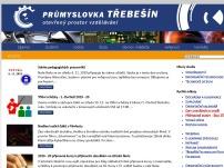 Střední průmyslová škola, Praha 10, Na Třebešíně 2299