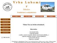 Lubomír Vrba truhlářství