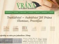 Truhlářství Jiří Vrána