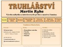 Truhlářství Martin Ryba