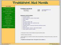 Truhlářství Aleš Novák