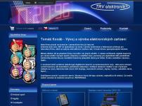 Tomáš Kocáb - TRV elektronik