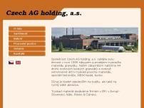 Czech AG holding, a.s.
