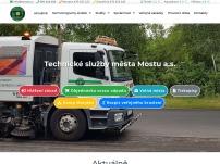 Technické služby města Mostu a.s.