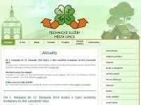 Technické služby města Úpice