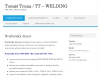 Tomáš Truxa – TT WELDING