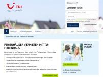 TUI Ferienhaus – Pronajímejte ještě výhodněji