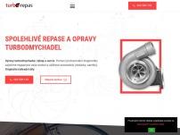 Opravy turbodmychadel – Petr Bulava