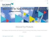 Turk telekom International cz, s.r.o