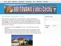 Ubytovanie Podhájska - Čechy