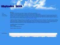 Ubytování SAVA