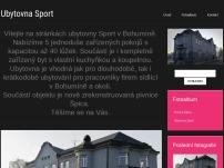 Ubytovna Sport