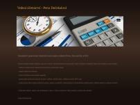 Vedení účetnictví – Petra Dočekalová