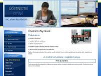 Účetnictví – Ing. Jiřina Řeháčková
