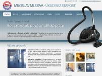 ÚKLID BEZ STAROSTÍ – Miloslav Mleziva