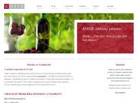 KOSÍK vinařství a pension