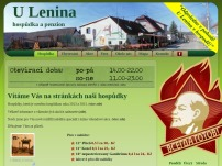 Hospůdka a penzion U Lenina
